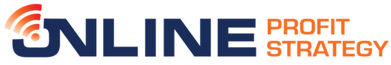 Online Profit Strategy Logo